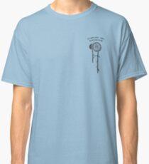 Buttercup Lyric Hippo Campus Classic T-Shirt