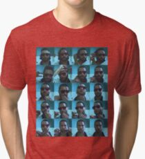Richie Tenenbaum -  I'm going to kill myself tomorrow Tri-blend T-Shirt