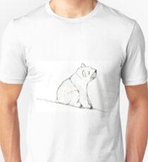 Bear On A Hill Unisex T-Shirt