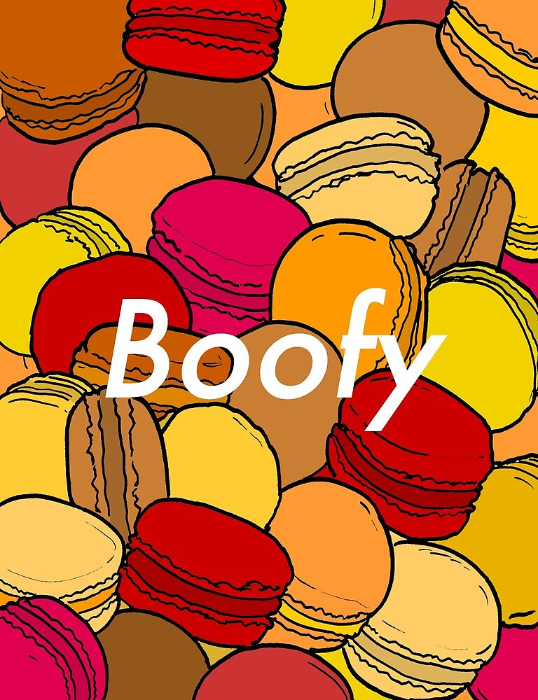 Macarons in Fall by boofyfashion