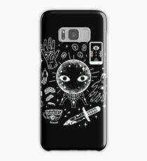 I See Your Future: Glow Samsung Galaxy Case/Skin
