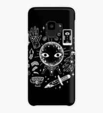 I See Your Future: Glow Case/Skin for Samsung Galaxy