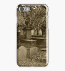 Old Southern Cemetery  iPhone Case/Skin