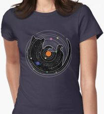 Space cat univers T-Shirt