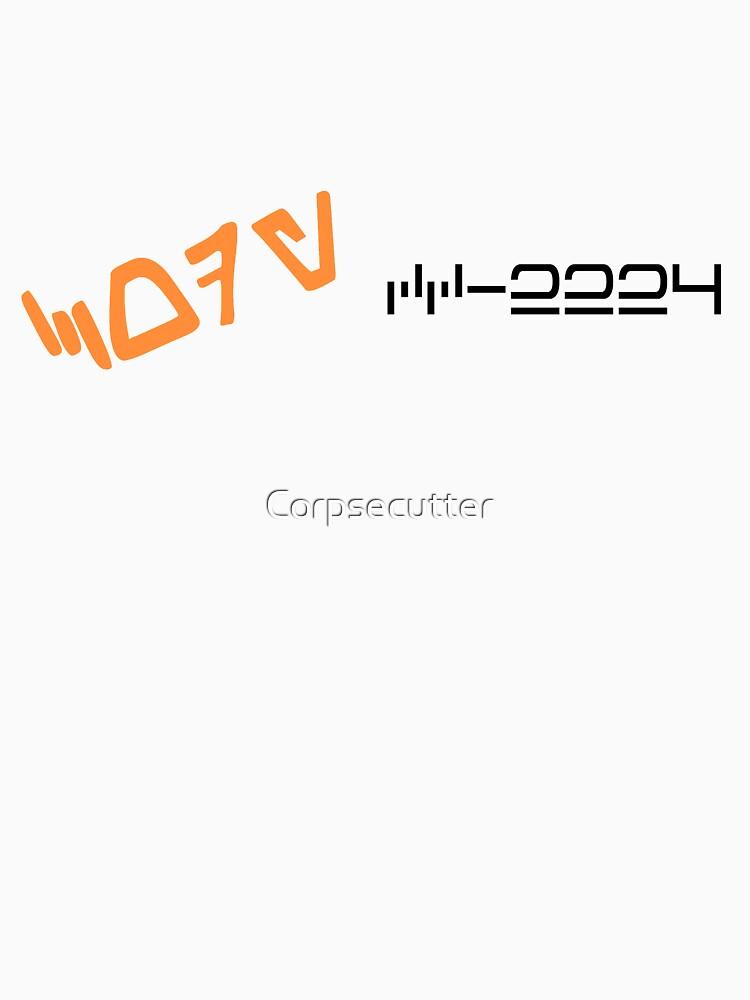 CC-2224 Cmdr. Cody Aurebesh by Corpsecutter