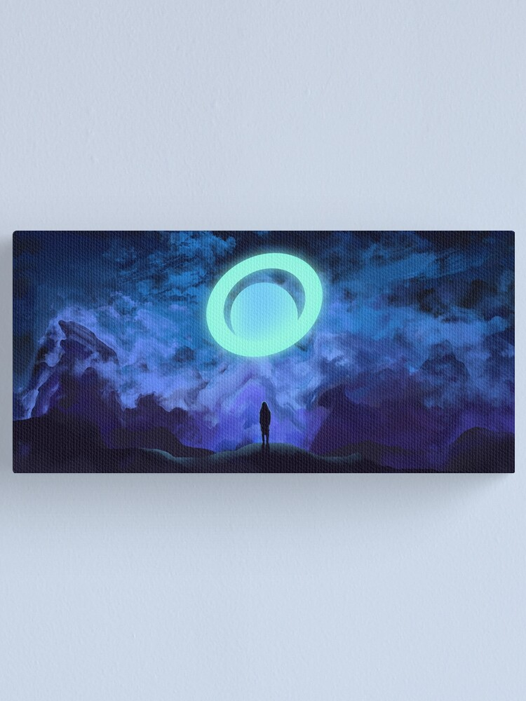 Alternate view of The Prodigal Daughter Canvas Print