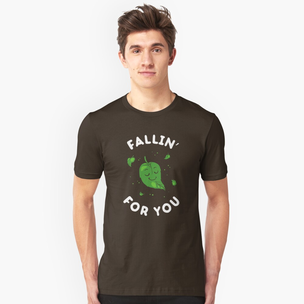 Fallin For You Unisex T-Shirt Front