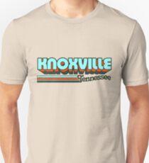 Knoxville, TN | City Stripes Unisex T-Shirt