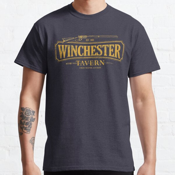 Shaun Of The Dead - Winchester Tavern HD Classic T-Shirt