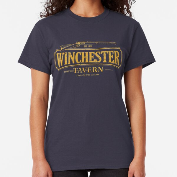Shaun Of The Dead - Winchester Tavern HD Classic T-Shirt