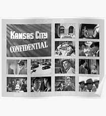 Kansas City Confidential poster 2 Poster