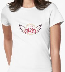 FlutterBike Red White Blue T-Shirt