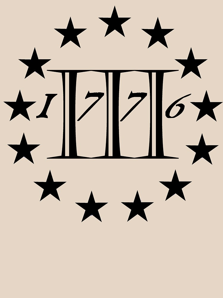 III Percent 1776  by Patriot76