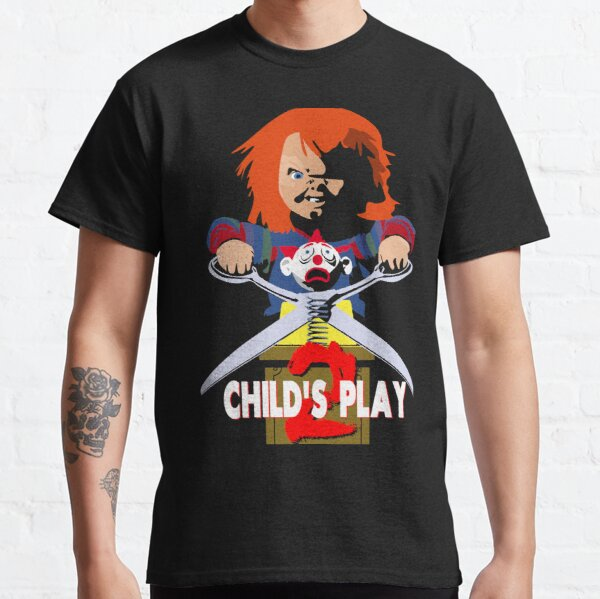 Child's Play 2 - Chucky is Back Classic T-Shirt