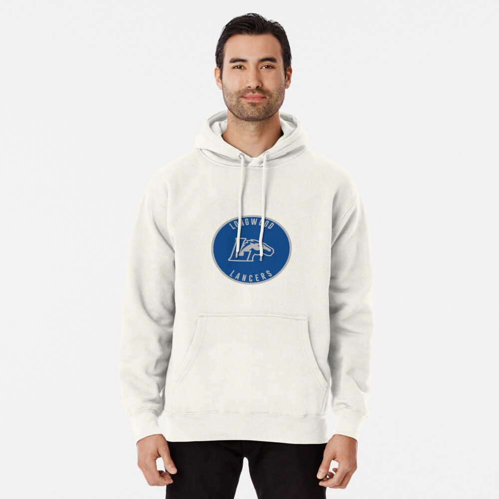 Longwood University - Lancers Pullover Hoodie Front