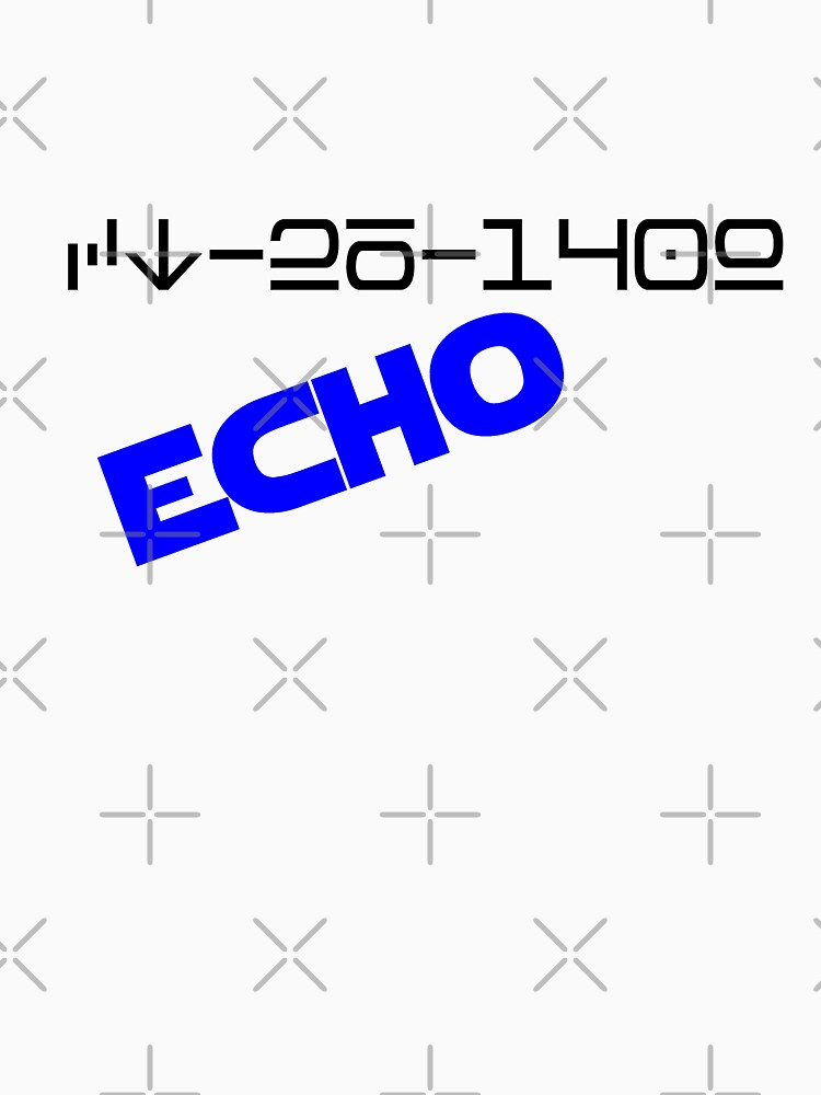 CT-26-1409 ECHO  by Corpsecutter