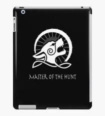 Master of the Hunt iPad Case/Skin