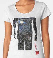 Friday the 13th Movie Poster Women's Premium T-Shirt