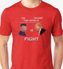 Un Trump The World T-Shirt
