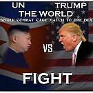 Un Trump The World by Moodphaser