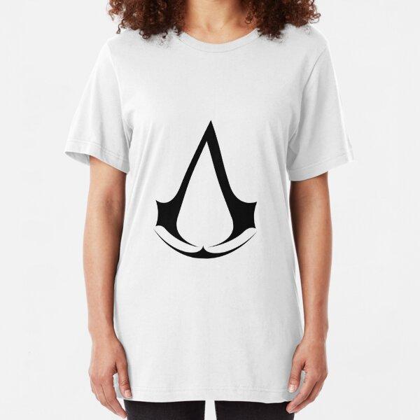 Assassin Symbol Slim Fit T-Shirt