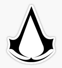 Assassin Symbol Sticker