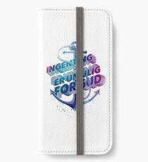 Ingenting er umulig for Gud iPhone Wallet/Case/Skin
