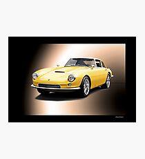1965 Apollo 3500 GT I   Photographic Print