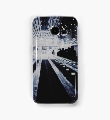 Fade into White Samsung Galaxy Case/Skin