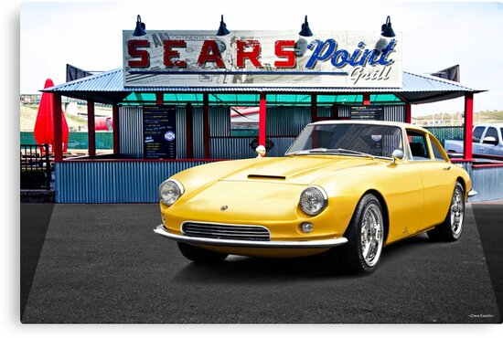 1965 Apollo 3500 GT III by DaveKoontz