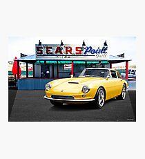 1965 Apollo 3500 GT III Photographic Print