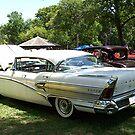 1958 Buick Century by Glenna Walker