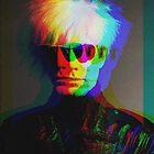 Pop Art Portrait by ChessJess