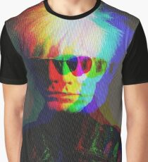 Pop Art Portrait Graphic T-Shirt