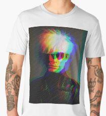 Pop Art Portrait Men's Premium T-Shirt