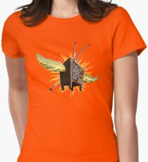 Flying TV With Wings T-Shirt