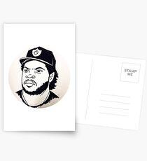 Ice Cube Postcards