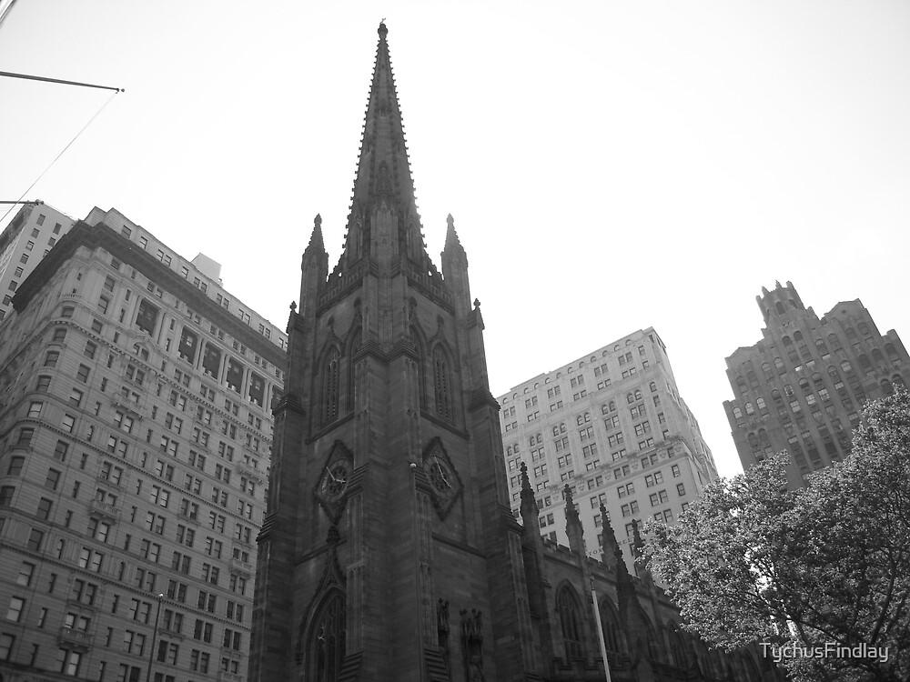 Church by TychusFindlay