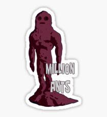 Million Ants - Rick & Morty Sticker