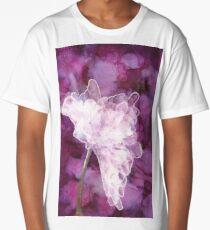 Translucent Long T-Shirt