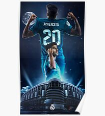 Asensio 20 Poster