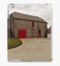 An Irish Barn iPad Case/Skin
