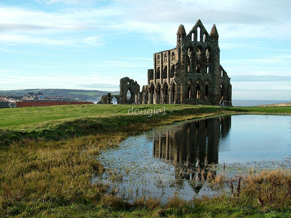 Whitby Abbey by dougie1