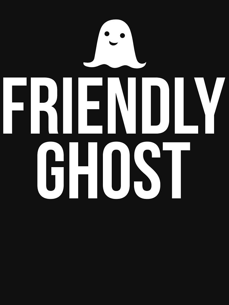Friendly Ghost - Halloween  by kamrankhan
