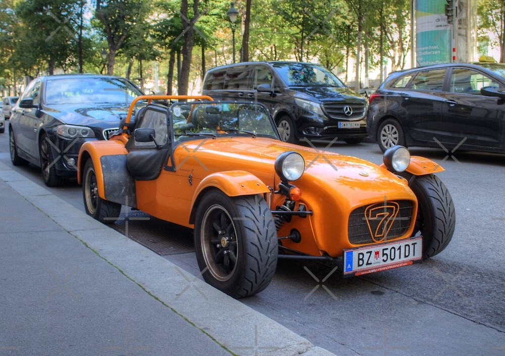 Caterham Super Seven by Mythos57