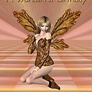 Autumn Fairy (Have A Wonderful Birthday) by EnchantedDreams