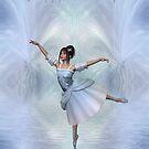 Dancing Fairy On Ice (Happy Birthday) by EnchantedDreams