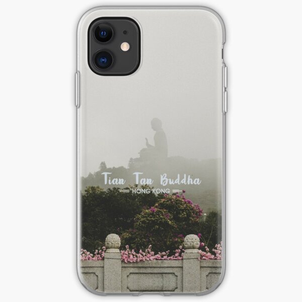 Tian Tan Buddha (Big Buddha) - Hong Kong iPhone Soft Case