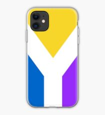 Y Flag iPhone Case