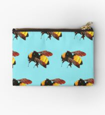 Flower Boy Bees Studio Pouch